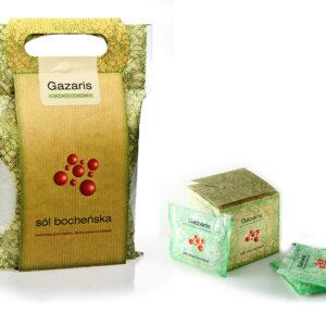 Sól kąpielowa jodowo-bromowa GAZARIS