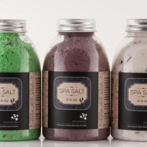 Sól regeneracyjna do dłoni oraz stóp SPA SALT