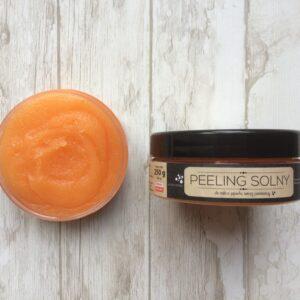 Peeling solny do ciała
